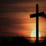 Freefoto-ChristianCrossAtSunsetHD117