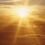 cloud sunshine
